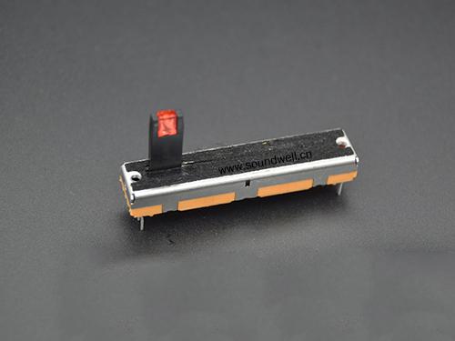 广东30mm行程单联直滑电位器