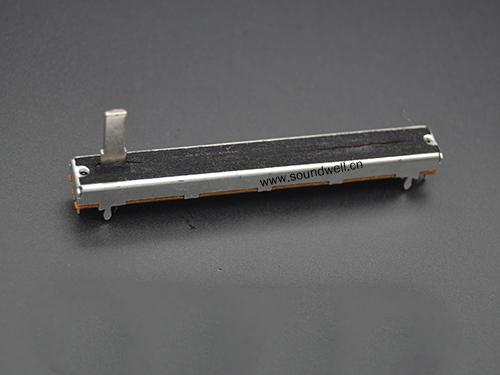 香港60mm行程双联直滑电位器