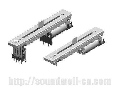 广东60mm行程马达直滑电位器