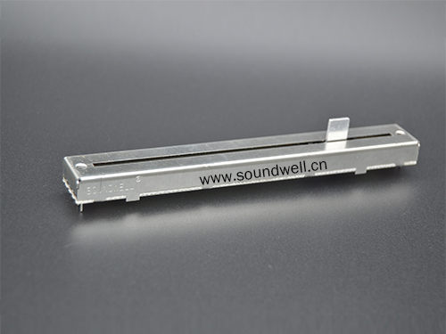 广东100MM行程直滑电位器双联电位器