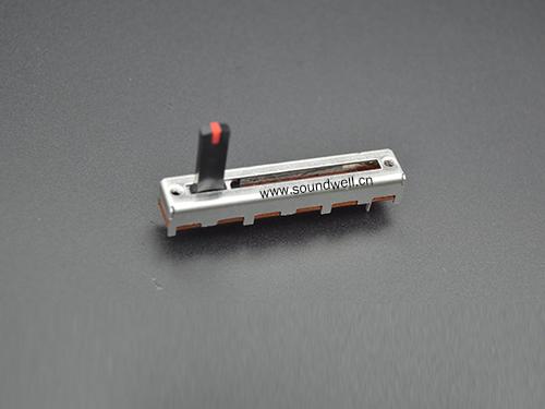 香港单联直滑电位器30mm行程电位器