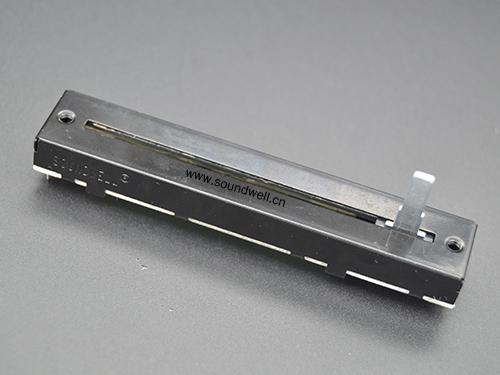 香港双联直滑电位器60mm行程电位器