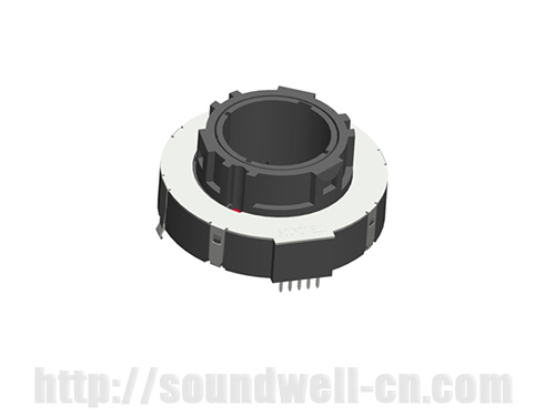 香港QA48中空电位器