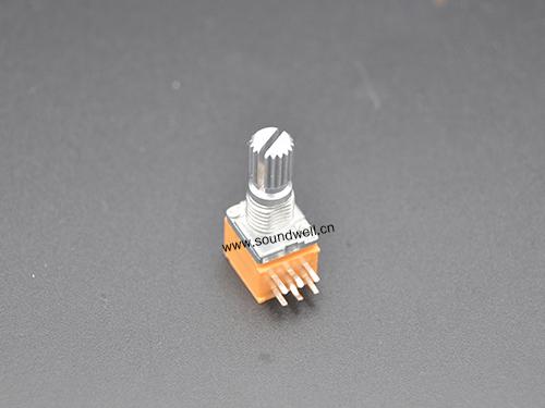 香港RA09双联电位器