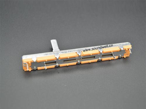 香港60mm行程单联直滑电位器